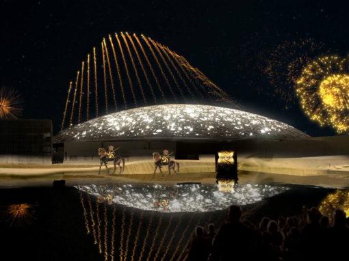 Institut Français <br>Programme franco-émirien Louvre Abu Dhabi