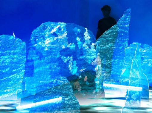All Contents<br>Exposition d'art numérique