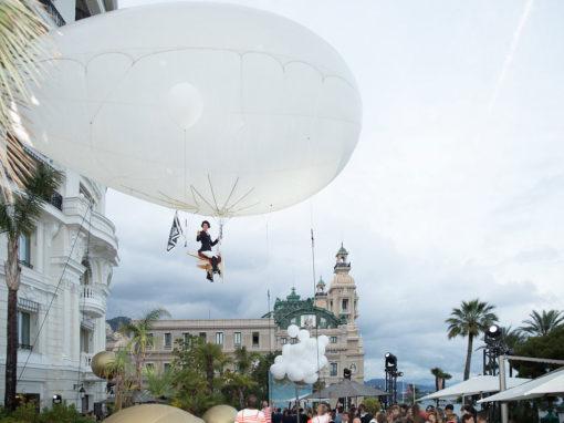 Hermes <br>Inauguration d'un nouveau magasin à Monaco