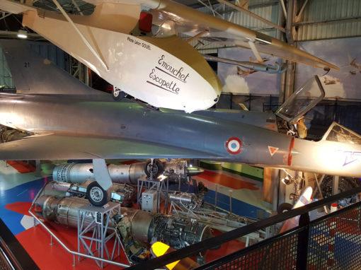 Safran Aircraft Engines<br> Évènement interne au Musée Safran